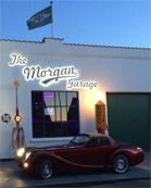 The Morgan Garage Billede/Photo/Bild