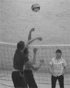 SIK - Volleyball Billede/Photo/Bild
